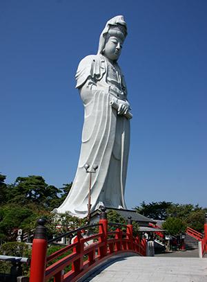byakui daikannon��sightseeing�play�food��takasaki tourism