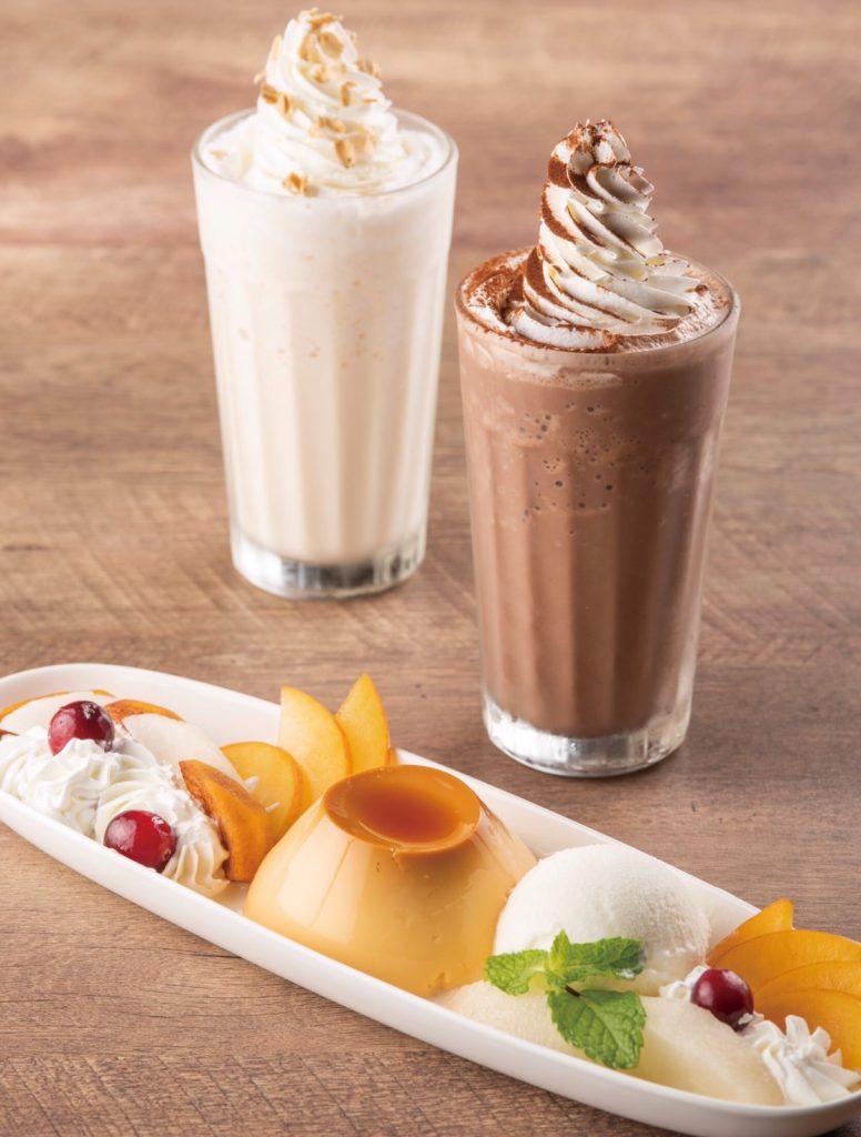 食欲の秋を楽しむ「CAFE高崎じまん」の期間限定商品